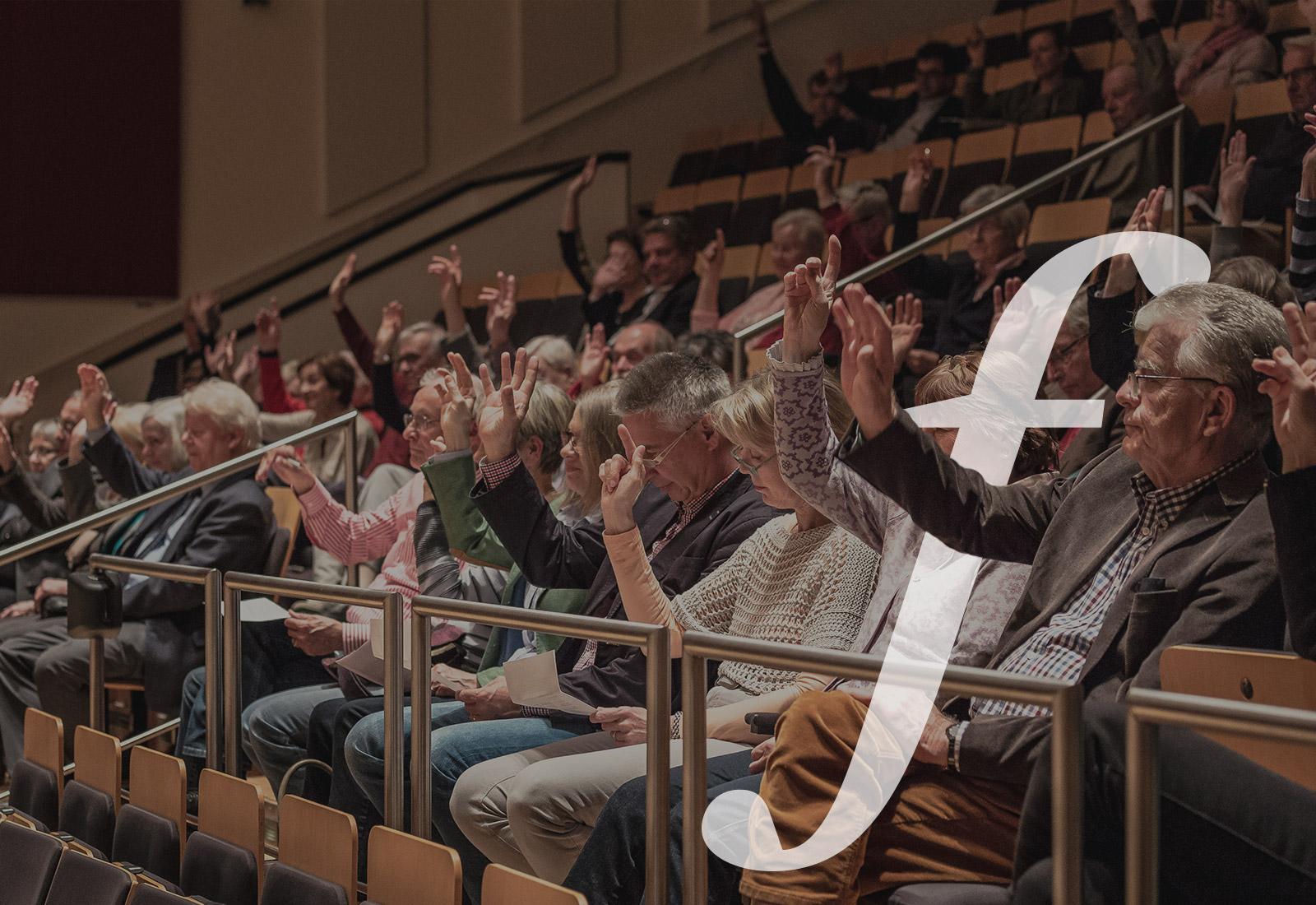 Freunde des NDR Elbphilharmonie Orchester Mitglied werden