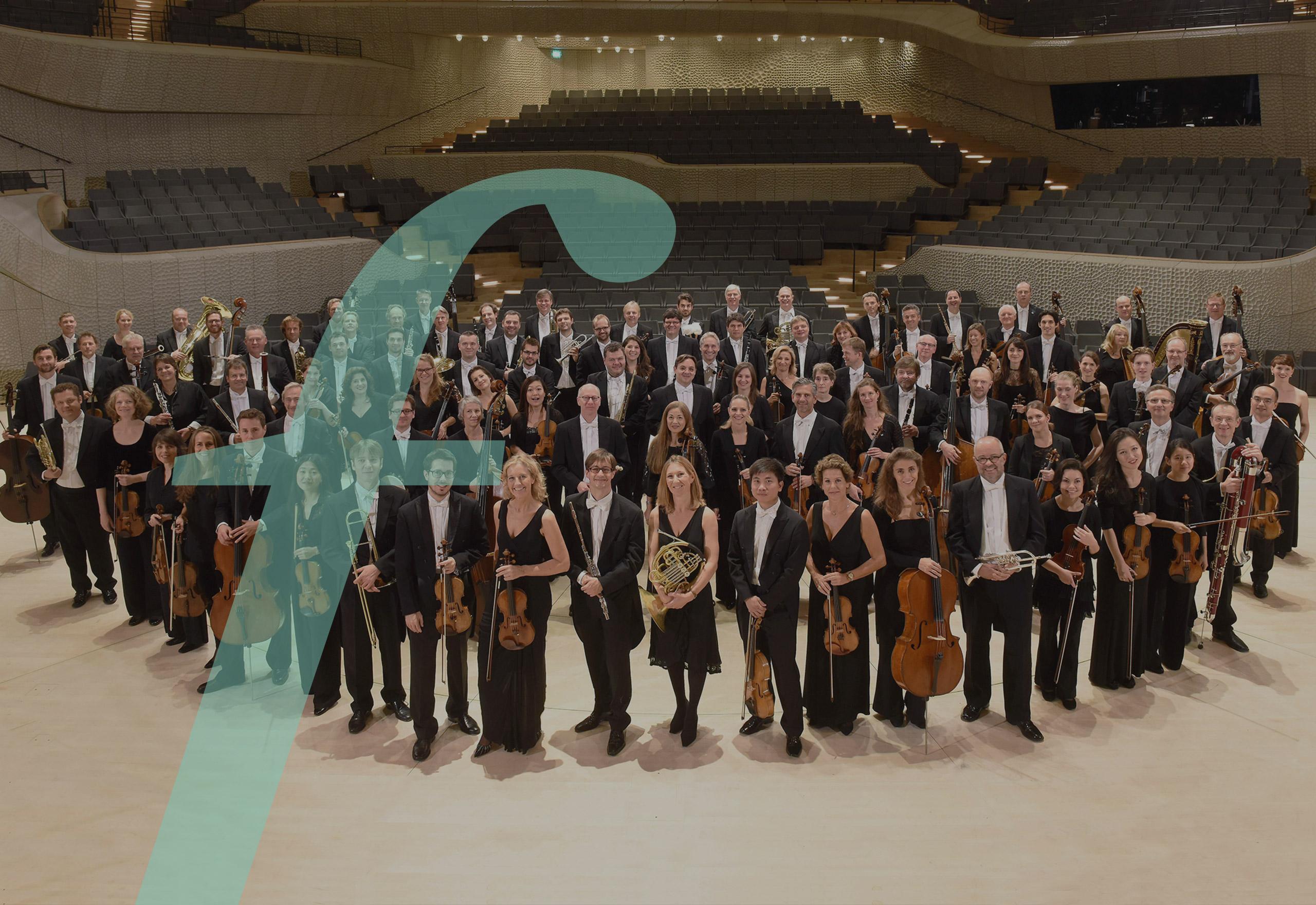 Header Foto Freunde NDR Elbphilharmonie Orchester (©Michael Zapf)