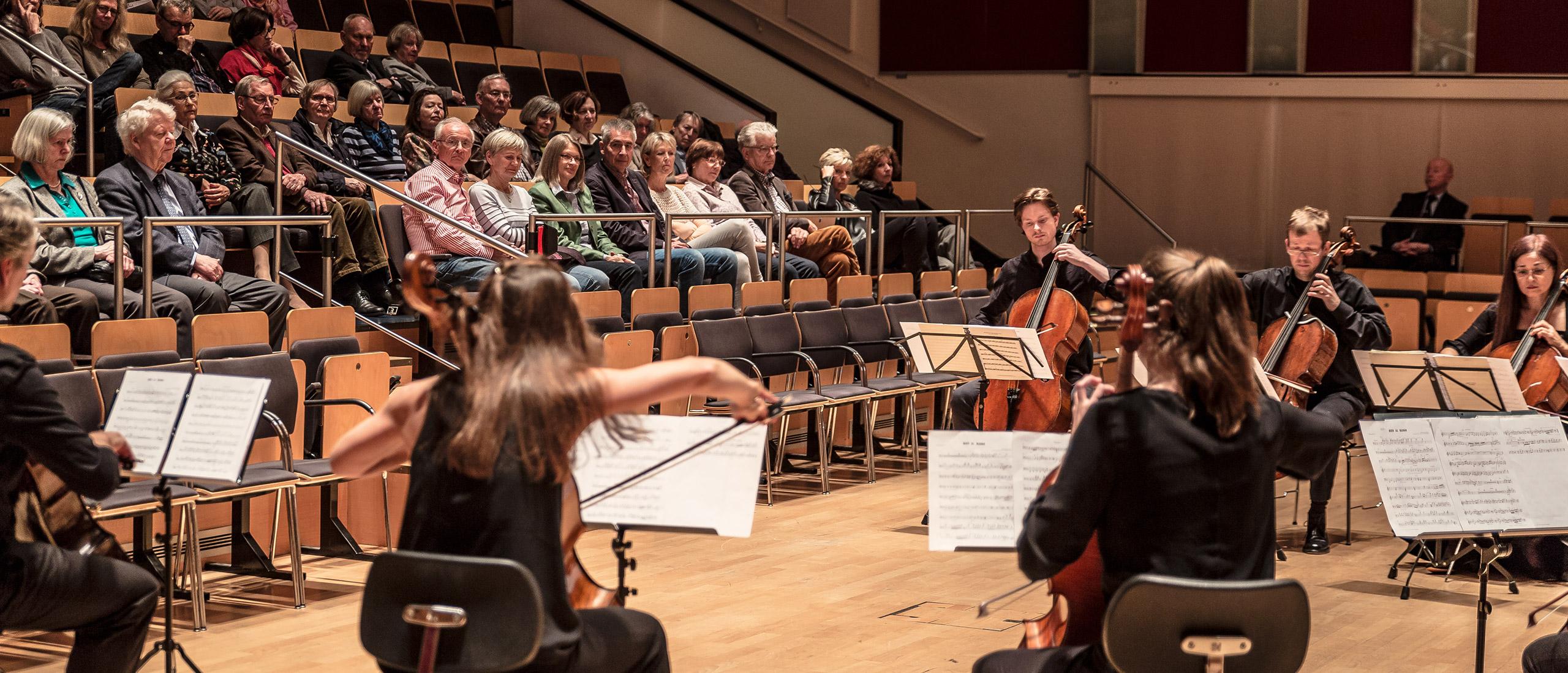 Freundeskreis NDR Elbphilharmonie Orchester Veranstaltungen (© Marco Peter)