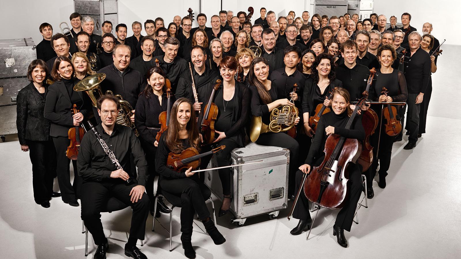 Freunde des NDR Elbphilharmonie Orchester (©Michael Zapf)