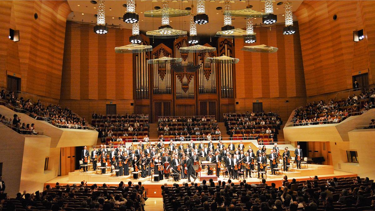 Asien Japan Tournee NDR Elbphilharmonie Orchester