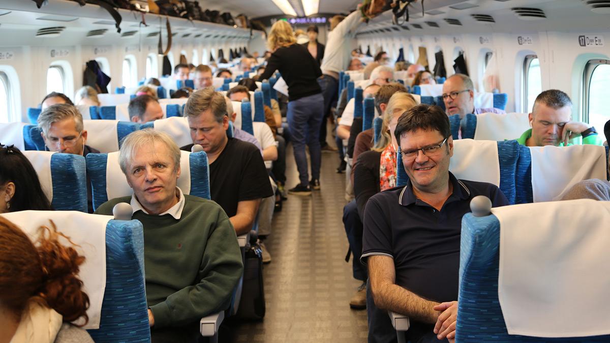 Asien Tournee Flugzeug NDR Elbphilharmonie Orchester