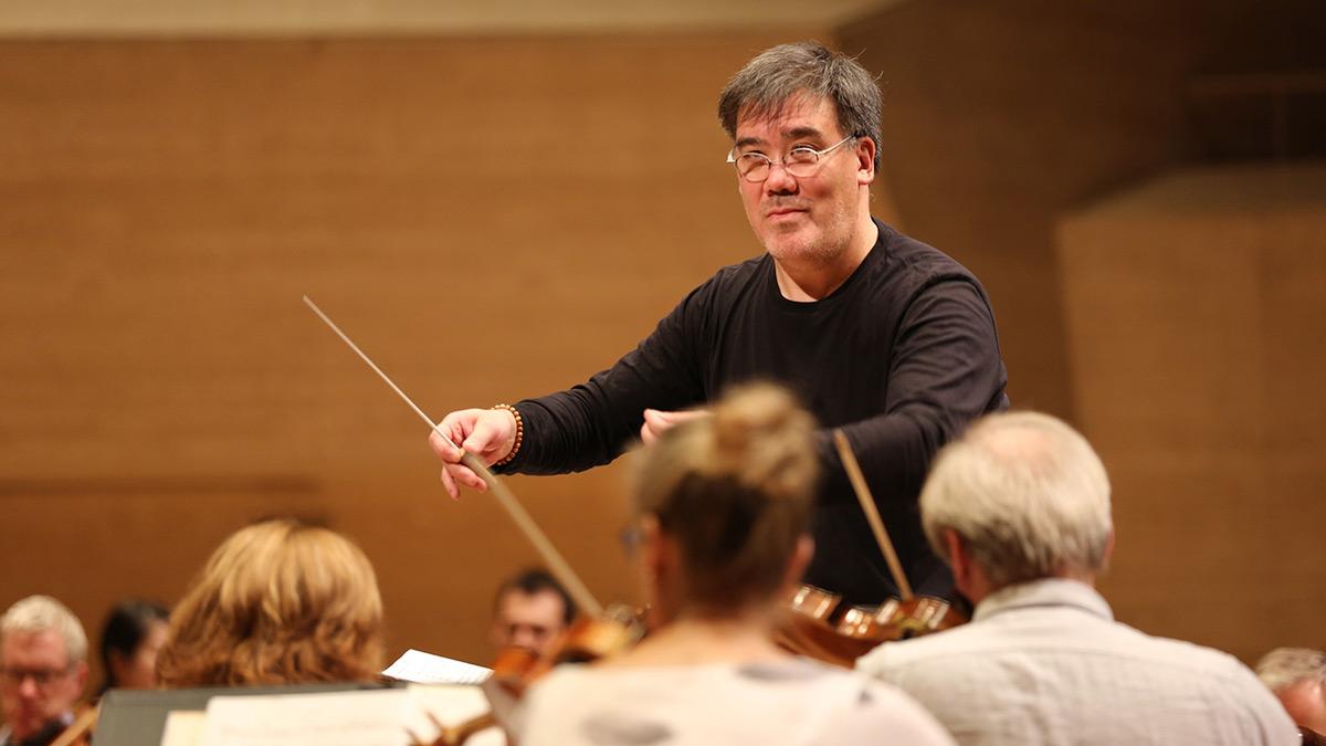 Asien Tournee Alan Gilbert NDR Elbphilharmonie Orchester