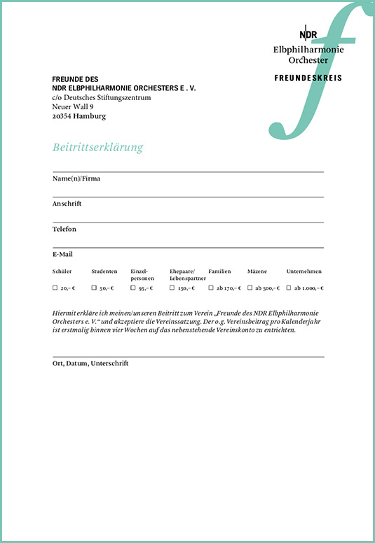 Freundeskreis Mitgliedsantrag Download PDF